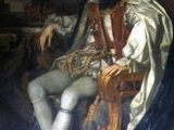 "<p>Charles II of England (1660-1685) in the robes of the Order of the Garter.</p> <p>Watch <a href=""https://amazingdiscoveries.tv/media/123/211-the-secret-behind-secret-societies/"">The Secret Behind Secret Societies on ADtv</a> for more information. </p>"
