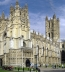 <p><span>Canterbury Cathedral: West Front, Nave and Central Tower. </span></p> <p><span>CC Sharealike Hans Musil https://commons.wikimedia.org/wiki/File:Canterbury_Cathedral_-_Portal_Nave_Cross-spire.jpeg</span></p>
