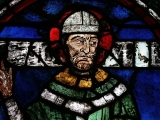 "<p><span>Stained glass window of Thomas Becket in Canterbury Cathedral.</span></p> <p><span>Watch <a href=""https://amazingdiscoveries.tv/media/123/211-the-secret-behind-secret-societies/"">The Secret Behind Secret Societies on ADtv</a> for more information. </span></p>"