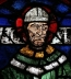 <p><span>Stained glass window of Thomas Becket in Canterbury Cathedral.</span></p> <p><span>CC Sharealike Holly Hayes https://commons.wikimedia.org/wiki/File:Thomas-becket-window.jpg</span></p>