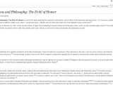 <p>https://en.wikipedia.org/wiki/The_Simpsons_and_Philosophy:_The_D%27oh!_of_Homer</p>