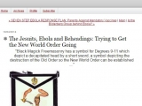 <p>http://exopolitics.blogs.com/ebolagate/2014/10/the-jesuits-ebola-and-beheadings-trying-to-get-the-new-world-order-going.html</p>