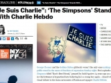 <p>http://deadline.com/2015/01/je-suis-charlie-the-simpsons-charlie-hebdo-tribute-judd-apatow-1201347662/</p>