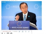 "<p>New York (AsiaNews) - The UN Secretary General, Ban Ki-moon announced during the meeting against Extremism Violent held in Washington this week that the agency plans to hold in the coming months a global meeting with religious leaders from around the world with order to ""send a strong message of tolerance, solidarity and reconciliation."" The meeting brought together representatives of 60 countries aiming to join efforts to prevent radicalization and recruitment of individuals, especially young people, by radical organizations.</p> <p>To the UN Secretary General, the meeting of religious leaders at the UN should serve to ""promote mutual understanding and reconciliation"", at a time of ""great suffering"" around the world with ""innocent shot dead in schools"" and "" children brutally kidnapped. ""</p> <p>https://translate.google.co.uk/translate?sl=auto&tl=en&js=y&prev=_t&hl=en&ie=UTF-8&u=http%3A%2F%2Fbr.radiovaticana.va%2Fnews%2F2015%2F02%2F21%2Fban_ki-moon_prop%25C3%25B5e_reuni%25C3%25A3o_de_l%25C3%25ADderes_religiosos_na_onu%2F1124792&edit-text=&act=url</p>"