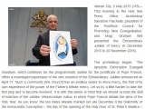 <p>http://www.news.va/en/news/presentation-of-the-extraordinary-jubilee-of-mercy</p>