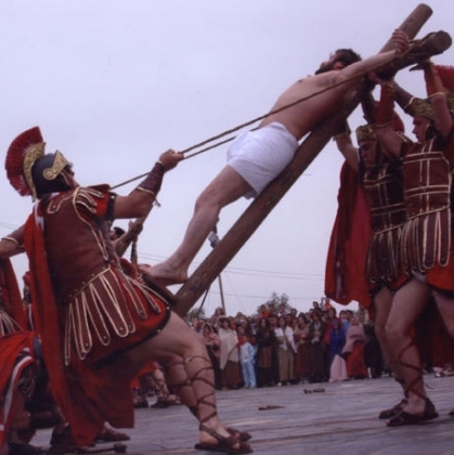 Public Domain https://commons.wikimedia.org/wiki/File:Crucifixion.jpg