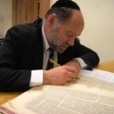 Studying the Talmud. Source: Wikimedia Commons.