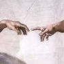 The Creation of Adam by Michelangelo. Source: Wikimedia Commons.