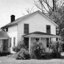 The home in Otsego, Michigan, where Ellen G. White had her Health Reform vision in 1863.Source: Loma Linda University Archives