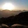 Mount Sinai at sunrise.Source: See the Holy Land on Flickr.