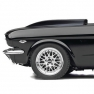 Showcasing the latest factory technology with a retro twist, Ford Racing Performance Parts 1965 Mustang Fastback features the new all-aluminum 5.0L DOHC