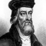 John Wycliffe. Source: Wikimedia Commons.