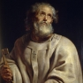 Painting of Saint Peter by Peter Paul Rubens Public Domain https://commons.wikimedia.org/wiki/File:Pope-peter_pprubens.jpg