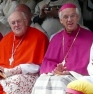 Catholic Cardinals in purple and red. CC Sharealike Eddy Van 3000 on Flickr https://www.flickr.com/photos/e3000/3542591521/in/photolist-e93Znp-7w2gmX-7JM29x-6p3H3a-ggSd8-5F3i5e-dcwYd4-c8fSus-ee5MS-6hsn9