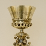 Chalice of Eucharist Public Domain. https://commons.wikimedia.org/wiki/File:Chalice_Burgos_VandA_132-1873.jpg