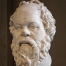 Socrates. CC BY-SA 2.5 Sting https://commons.wikimedia.org/wiki/File:Socrates_Louvre.jpg