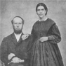 James and Ellen White. Source: public domain https://commons.wikimedia.org/wiki/File:James_y_Ellen_White.jpg