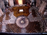"<p>The floor of St. Paul's Cathedral taken from above, shows the solar symbol in the middle, and the black and white square associated with Freemasonry. <br /><br /></p> <p>Watch our ADtv video <a href=""https://amazingdiscoveries.tv/media/137/224-that-all-may-be-one/"">That All May Be One</a>. </p>"