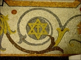 "<p>We find this hexagram on the floor of St. Paul's Cathedral as well, also symbols associated with occultism. Don't be fooled by the cross. The cross was an ancient <a title=""Read our article on Sun Worship"" href=""../S-deception_end-time_paganism_Catholic_sun-worship"" target=""blank"">sun worship</a> symbol. <br /><br /></p>"