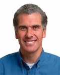 Anglican Reverend Nicky Gumbel, the main force behind the Alpha Course evangelistic tool. Source: Wikimedia Commons.