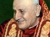 <p>Pope John XXIII, who started Vatican II.</p>