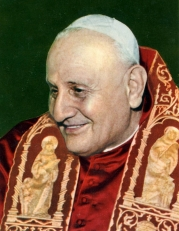 Pope John XXIII, who started Vatican II. Public Domain https://commons.wikimedia.org/wiki/File:Pope_John_XXIII_-_1959.jpg