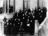 "<p>Ellen G. White at the Third European Council of 1885.</p> <p>Watch <a href=""https://amazingdiscoveries.tv/media/142/229-gods-guiding-gift/"">God's Guiding Gift on ADtv</a> for more information. </p>"