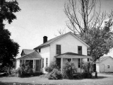 <p>The home in Otsego, Michigan, where Ellen G. White had her Health Reform vision in 1863.<br /><br /><br /></p>