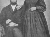 "<p>James and Ellen White. <br /><br />Watch <a href=""https://amazingdiscoveries.tv/media/142/229-gods-guiding-gift/"">God's Guiding Gift on ADtv</a> for more information. </p>"