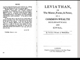 <p>If a man consider the original of this great ecclesiastical dominion, he will easily perceive that the Papacy is no other than the ghost of the deceased Roman empire, sitting crowned upon the grave thereof.</p> <p>Thomas Hobbes, <em>Leviathan Revised Edition</em> (Broadview Press, 2010): 566.] https://archive.org/stream/leviathan00hobbgoog#page/n539/mode/2up</p>