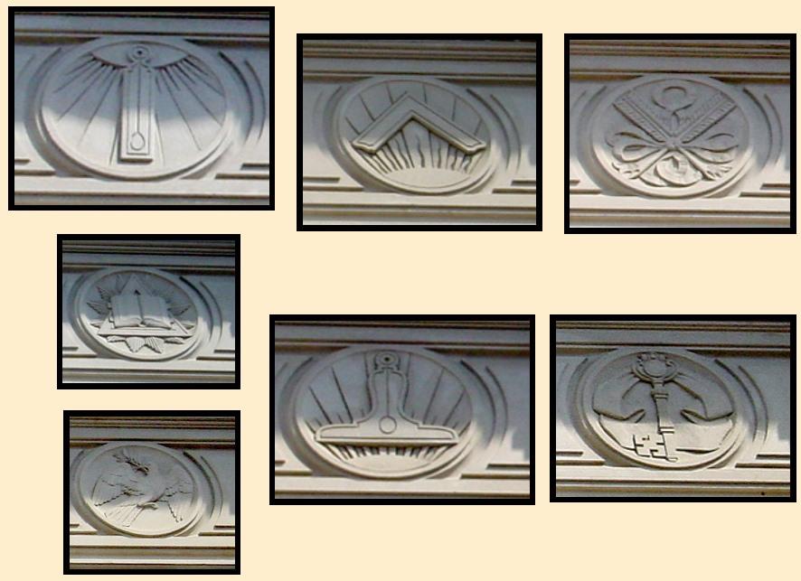 PMasonic Symbols P Pbr