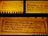 "<p>False doctrines found on the walls of a <a title=""Read our article on Freemasonry"" href=""../S-deception_Secret_Societies_Freemasonry"" target=""blank"">Masonic Lodge</a>.</p> <p><br />Watch&nbsp;<a href=""https://amazingdiscoveries.tv/media/124/212-hidden-agendas/"">Hidden Agendas on ADtv</a>&nbsp;for more information.&nbsp;</p>"