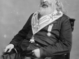 <p>Albert Pike, a 33° Freemason. Head of the Ancient and Accepted Scottish Rite of Freemasonry, Southern Jurisdiction. Pike writes this in Morals and Dogma page 321:</p> <p><em>Lucifer, the Light-Bearer! Strange and mysterious name given to the Spirit of Darkness! Lucifer, the Son of the Morning! Is it he who bears the light, and with its splendors intolerable blinds feeble, sensual, or selfish Souls? Doubt it not!</em></p> <p> </p>