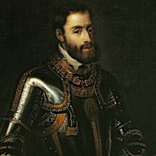 Charles V of Germany. Public Domain. Lisby on Flickr Public Domain. https://www.flickr.com/photos/60861613@N00/3390295835