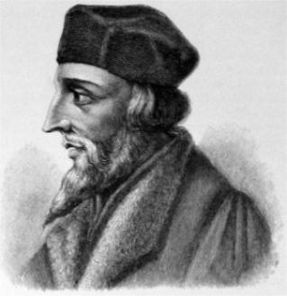 John Huss. Public Domain. https://commons.wikimedia.org/wiki/File:Jan_Hus.jpg
