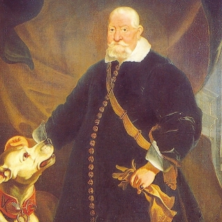 Duke John I of Saxony. Public Domain https://commons.wikimedia.org/wiki/File:Johann_Georg_I_Saxony.jpg