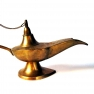 Ancient Lamp.  Source: Wikimedia Commons.