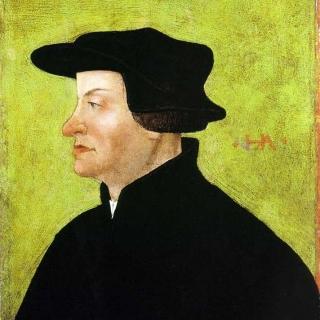 Ulrich Zwingli.  Public Domain https://commons.wikimedia.org/wiki/File:Ulrich-Zwingli-1.jpg