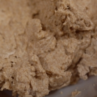 Whole wheat bread dough. Source: grongar on Flickr.