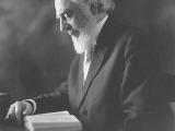 "<p>Jehovah's Witness C. T. Russell (1852-1916). <a title=""Read our article on the JWs"" href=""../S-deception-Spiritism_Jehovahs_Witnesses_Russell"" target=""blank"">Read more about Jehovah's Witnesses</a>.</p> <p><br />Watch <a href=""https://amazingdiscoveries.tv/media/136/223-the-new-age-agenda/"">The New Age Agenda on ADtv</a> for more information. </p>"
