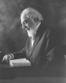 Jehovah's Witness C. T. Russell (1852-1916). Read more about Jehovah's Witnesses. Watch The New Age Agenda on ADtv for more information.