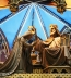 "<p>Jesus crowns Mary in this artwork in a Catholic Church in Quebec. Watch our ADtv video about the <a href=""https://amazingdiscoveries.tv/media/132/219-the-wine-of-babylon/"">Wine of Babylon</a> for more information. </p>"
