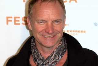 Sting. Source: Wikimedia Commons.