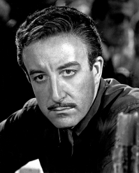 Peter Sellers. Public Domain.