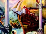 "<p>Don Bosco's vision of the ship captained by the Pope, and the two pillars of the Eucharist and Mary. <a title=""Read our article: Pillars"" href=""http://amazingdiscoveries.org/S-deception_New-Age_pillars_Don-Bosco"" target=""blank"">These pillars are identical to common New Age teachings.</a><br /><br /></p> <p>Watch our ADtv video on <a href=""https://amazingdiscoveries.tv/media/136/223-the-new-age-agenda/"">The New Age Agenda</a>. </p>"