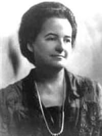 Alice A. Bailey (1880-1949) was an influential writer and teacher in the fields of spiritual, occult, esoteric healing, astrological, Christian and other religious themes.  Public Domain https://commons.wikimedia.org/wiki/File:%D0%90%D0%BB%D0%B8%D1%81%D0%B0_%D0%90%D0%BD%D0%BD%D0%B0_%D0%91%D0%B5%D0%B9%D0%BB%D0%B8.jpeg