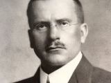 "<p>New Age Psychologist Carl Jung.</p> <p>Watch our ADtv video on <a href=""https://amazingdiscoveries.tv/media/136/223-the-new-age-agenda/"">The New Age Agenda</a>. </p>"