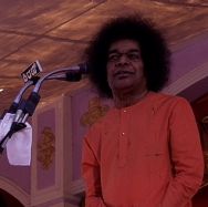 Sathya Sai Baba—the present-day reincarnation of the Bab until his death in 2011.  Watch our ADtv video on The New Age Agenda.