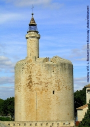 CC Ingo Mehling https://commons.wikimedia.org/wiki/File:Aigues_Mortes_-_Tour_de_Constance.jpg