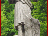 "<p>In the garden of a Roman Catholic Church in southern Germany, a statue of they call ""David"" carrying the sheep around his neck. Is this really David or a representation of Pan? This figure is holding a pan flute&mdash;an instrument that David never played. <br /><br />Page 37 of Catholic historian Theodore Maynard's <em>The Story of American Catholicism</em> says, ""Catholicism is overlaid with many pagan incrustations. Catholicism...is ready to accept that accusation&mdash;and even to make it her boast...The great god Pan is not really dead, he is baptized."" <br /><br />Pan was the god of the groves and the god of fear (from which we get our word ""panic""). Pagan gods had a good or evil side. He is worshiped either as a beautiful young man who carries the sheep, or as the one with the goat&rsquo;s feet, depending on which aspect you are looking at. The dark and the light are one and the same. </p>"